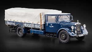 CMC M-144 Mercedes-Benz Truck Racing Transporter LO 2750, 1934-38