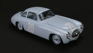 CMC M-159 Mercedes-Benz 300 SL Great Price of Bern, 1952 #20 blue Limited Edition 1,500 pcs.