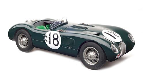 CMC M-195 Jaguar C-Type,1953