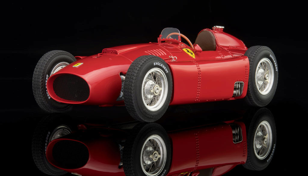 CMC M-185 Ferrari D50, 1956 long nose  GP Germany #2 Collins, Limited Edition 1,000 pcs.