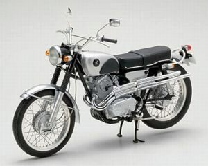 Ebbro 10010 Honda CR 110 Racing 1962