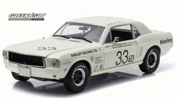 Greenlight 12935 1967 Ford Shelby Mustang no.33