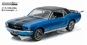 Greenlight 12965 1967 Ford Mustang Coupe