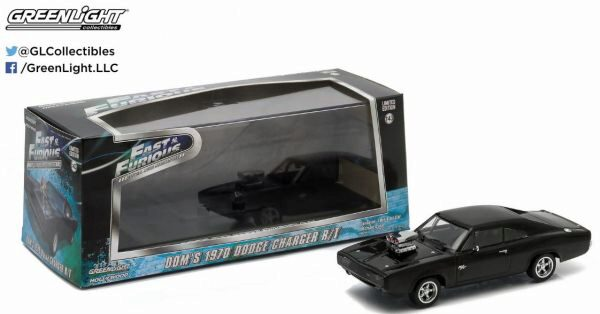 Greenlight 86228 1970 Dodge Charger