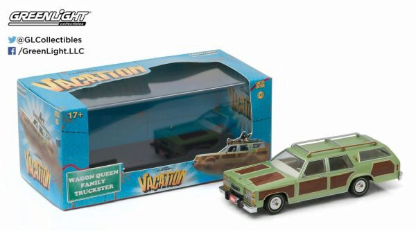 Greenlight 86451 1979 Family Truckster Nationa Lampoons Vacation