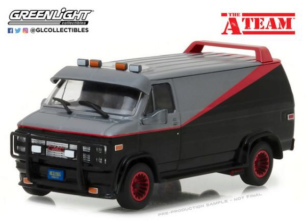 Greenlight 86515 1983 GMC Vandura
