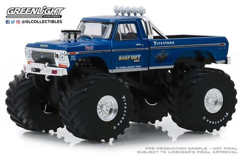 Greenlight 88011 1974 Ford F-250 Monster Truck Bigfoot #1