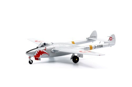 ACE 001010 J-1156 Vampire DH100 Mk6 Sharkmouth