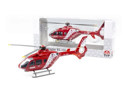 ACE-Toy 001101 EC-135 Air Glaciers Helikopter Midi