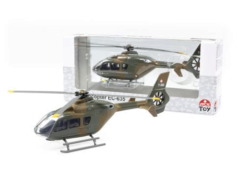 ACE-Toy 001102 EC-635 Swiss Air Force Helikopter Midi