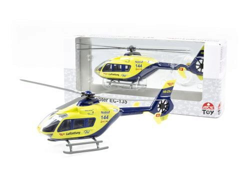 ACE-Toy 001103 EC-135 Alpine Air Ambulance Helikopter Midi