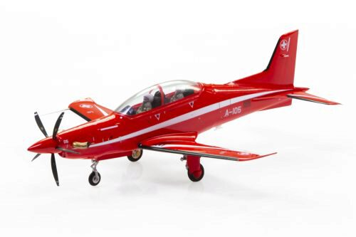 ACE 001408 A-105 Pilatus PC-21 new painting