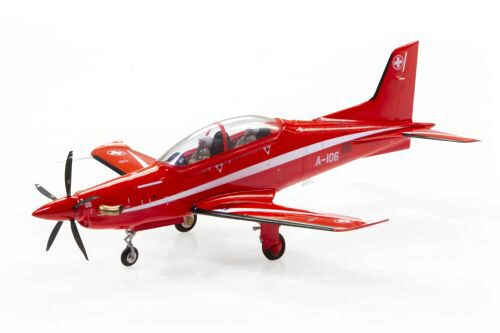 ACE 001409 A-106 Pilatus PC-21 new painting