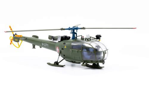 ACE 001520 Alouette III - Armee olive V-271