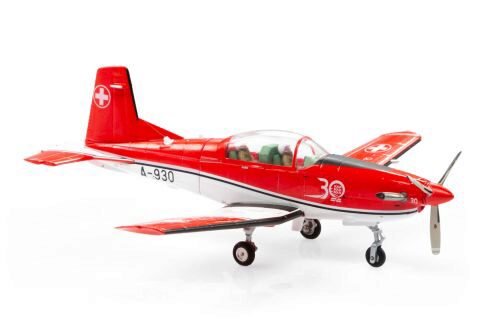 ACE 001701 PC-7 Pilatus PC-7 Team / grosse Nummer 1 A-912