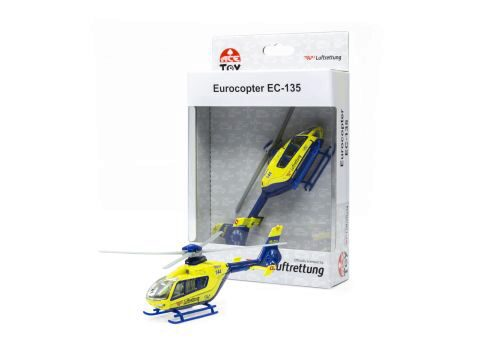 ACE-Toy 002101 EC-135 Alpine Air Ambulance Helikopter Mini