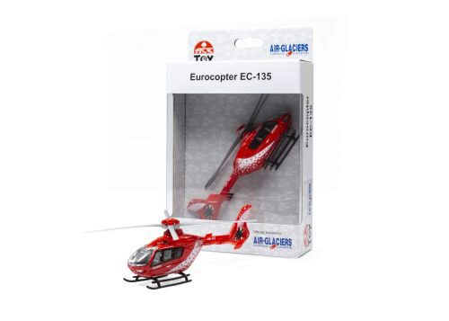 ACE-Toy 002102 EC-135 Air Glaciers Helikopter Mini