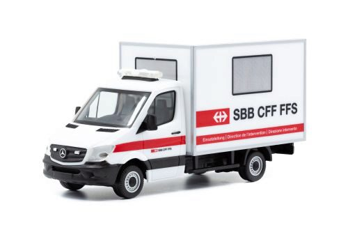 ACE 002505 MB Sprinter 516 Cdi SBB