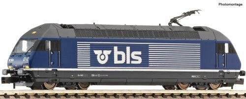 Fleischmann 731471 BLS  Elektrolokomotive Re 465 DCC-Digital-Sound
