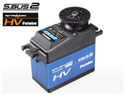 Futaba SBL172SV BLS 172SV Brushless Air 37kg