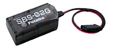 Futaba SBS-02G FASSTest Sensor GPS Version 2