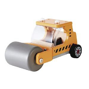 Hape E3020A Steam N Roll Dampfwalze