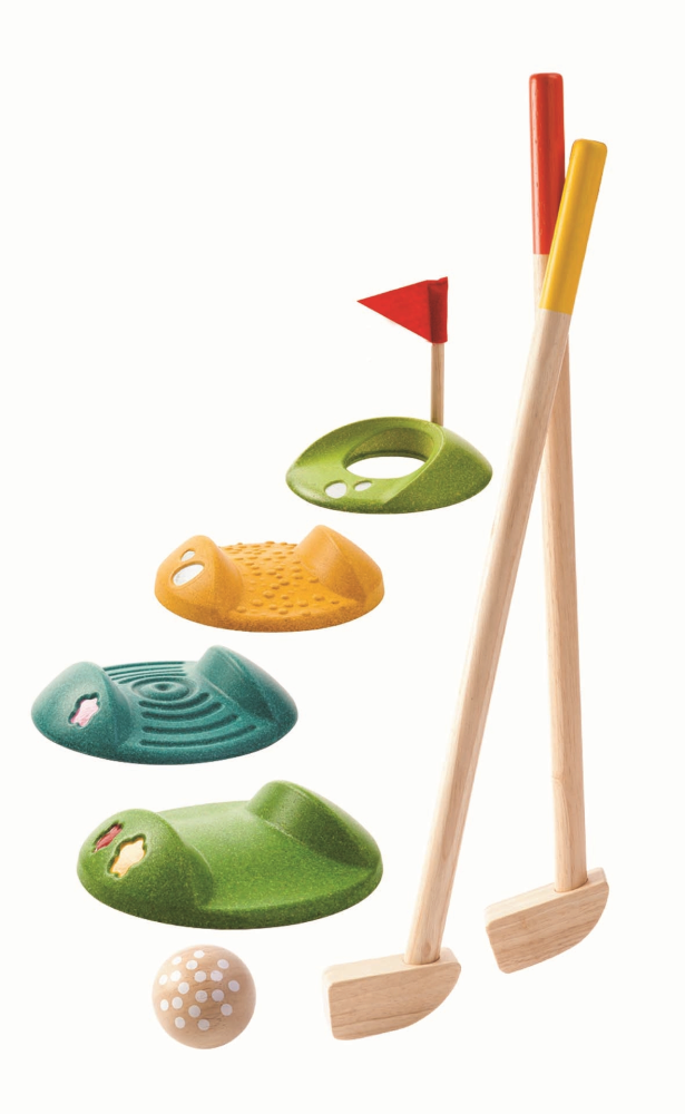 Plan Toys 5683 Mini Golf