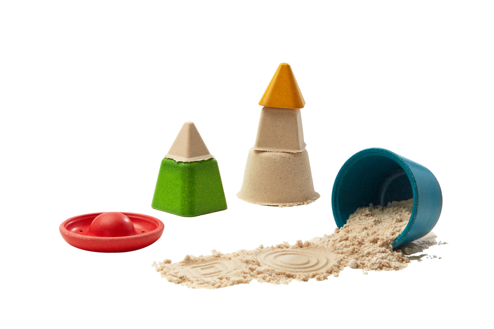 Plan Toys 5804 kreatives Sandkasten-Set
