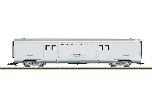 LGB 36579 Baggage Car Santa Fe