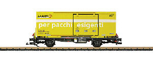 LGB 47893 RhB Post Container-Tragwagen