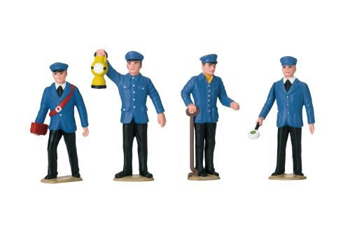 LGB 53001 Figurenset Bahnpersonal Deuts