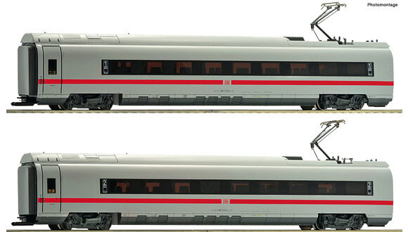 Roco 72043 ICE 3 Erg.Set#1 2-tlg. DCC