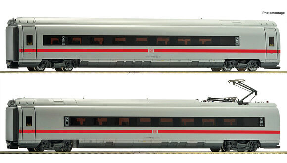 Roco 72045 ICE 3 Erg.Set#2 2-tlg. DCC