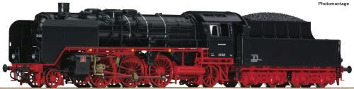 Roco 73019 DB  Dampflokomotive 23 002 DCC-Sound