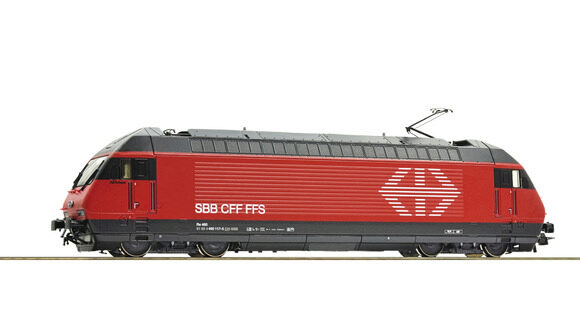 Roco 73286 SBB  Elektrolokomotive Re 460 DCC-Sound