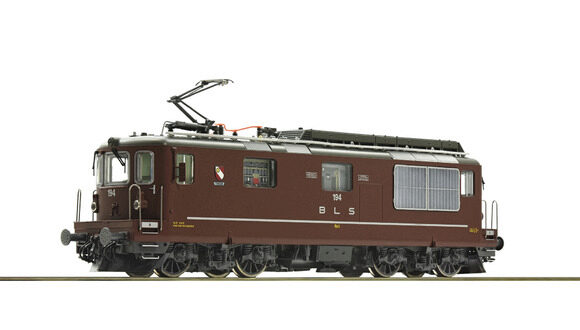 Roco 73783 BLS  Elektrolokomotive Re 4/4 194 DCC-Sound