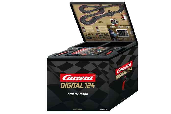 Carrera 90911 Digital 124  Mix and Race  Gentlemen Race Volume 2 + 2 Autos Ihrer Wahl
