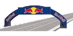 Carrera 21125 1:32 Rennbogen Red Bull