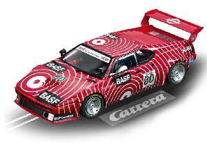 Carrera 23821 D124 BMW M1 Procar BASF No.80