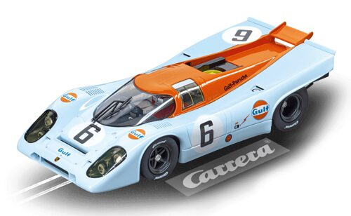 Carrera 23857 D124 Porsche 917K, No.6 J. W. Automotive Engineering