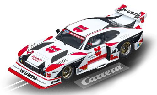 Carrera 23858 D124 Ford Capri Zakspeed, No.2
