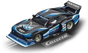 Carrera 23859 D124 Ford Capri Zakspeed, No.53