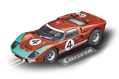 "Carrera 23896 Ford GT40 MkII ""No.4"""