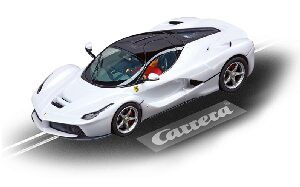 Carrera 27478 LaFerrari weiss metallic  Evolution