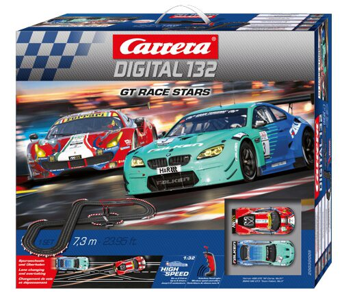 Carrera 30005 Digital 132 Startset GT Racer Wireless