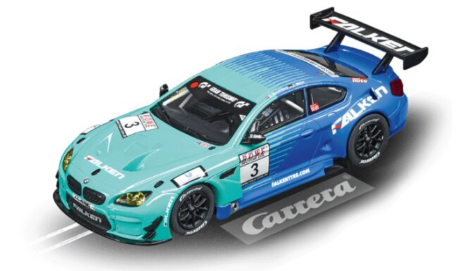 Carrera 30844 BMW M6 GT3 Team Falken Nr.3