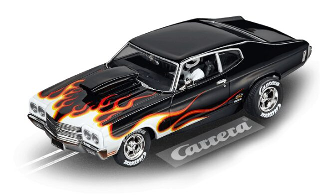 Carrera 30849 Chevrolet Chevelle SS 454 Super Stocker II