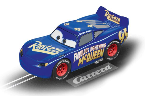 Carrera 30859 Disney Pixar Cars Fabulous Lightning McQueen