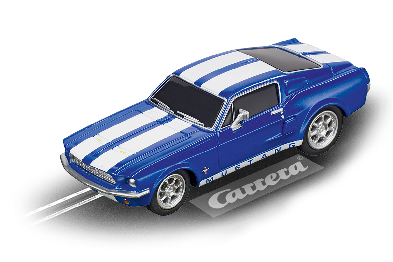 Carrera 64146 GO! Ford Mustang '67 Racing Blue