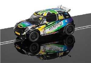 Scalextric C3606 BMW Mini Cooper S